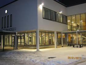 Mankolan yhtenäiskoulu