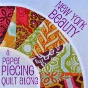 NEW YOUK BEAUTY QUILT ALONG