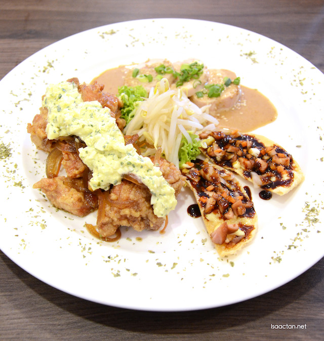 Santen Chicken Combination - RM35.90
