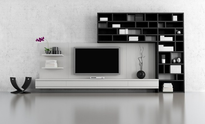 Modern Living Room Black And White modern black and white living room decor and white modern living