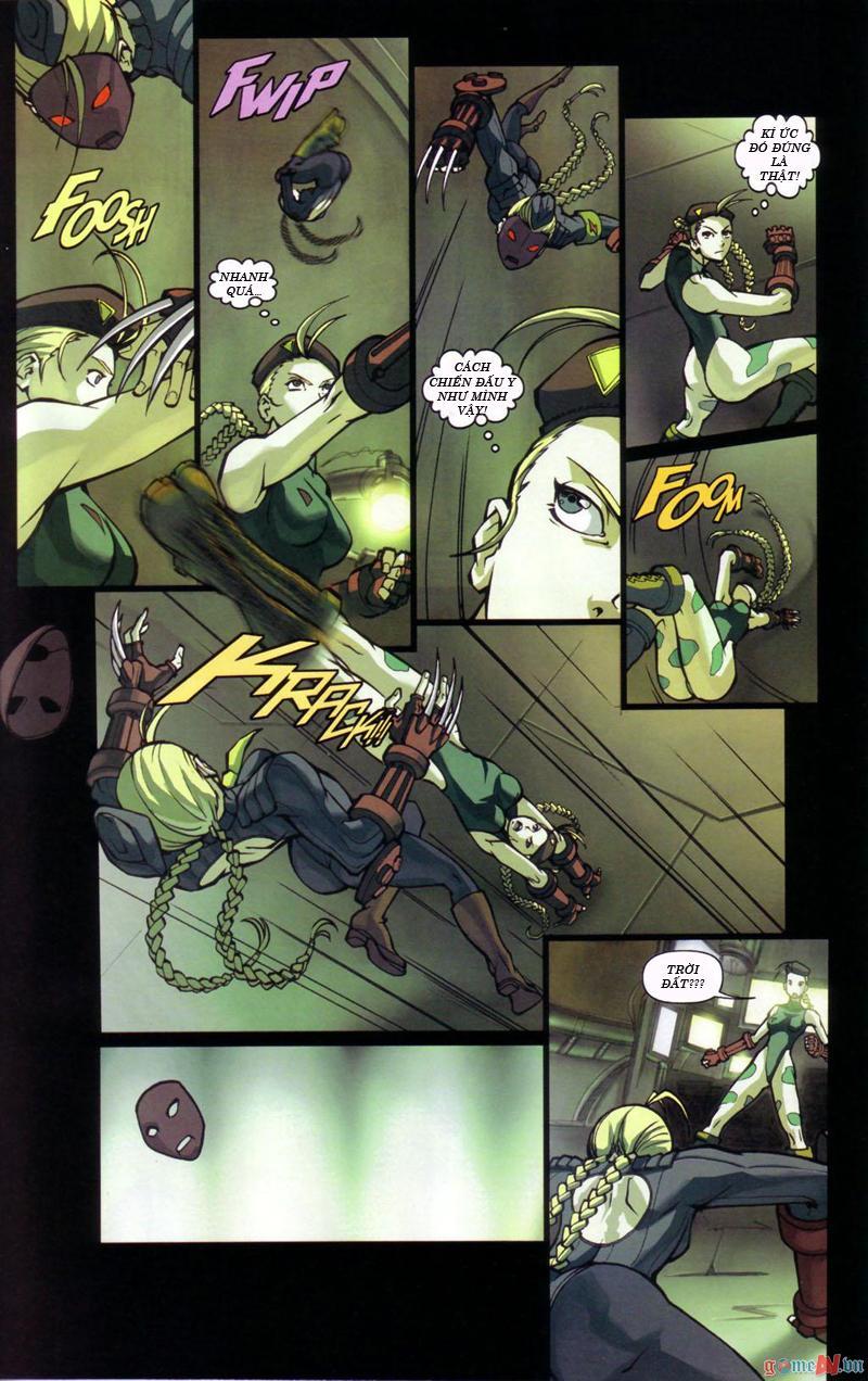 Street Fighter chap 12 - Trang 12