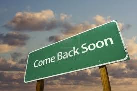 I'm Coming Back