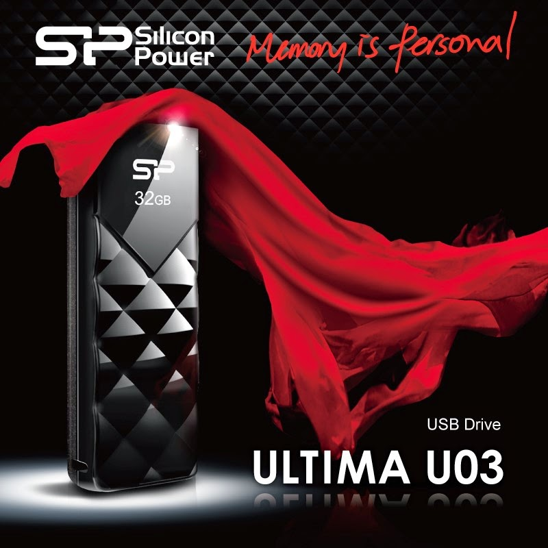 Silicon Power Ultima U03 USB Drive