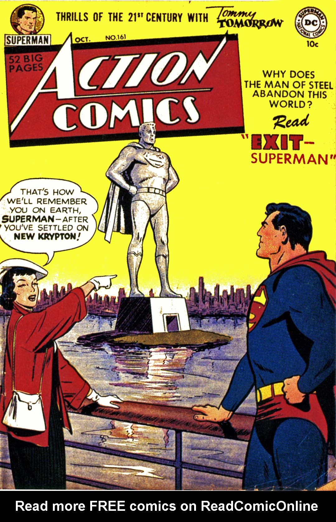 Action Comics (1938) 161 Page 1