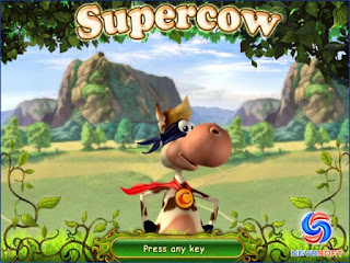 Gratis Unduh Supercow – Game Lucu Sapi Super