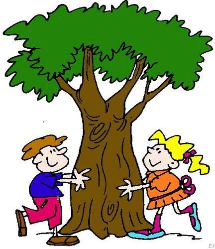 Imagenes de niños sembrando arboles - Imagui