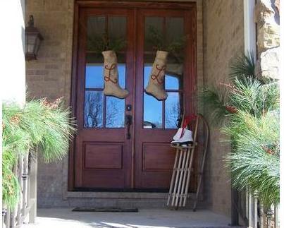 Fotos y dise os de puertas agosto 2012 for Modelos de puertas de madera para exteriores