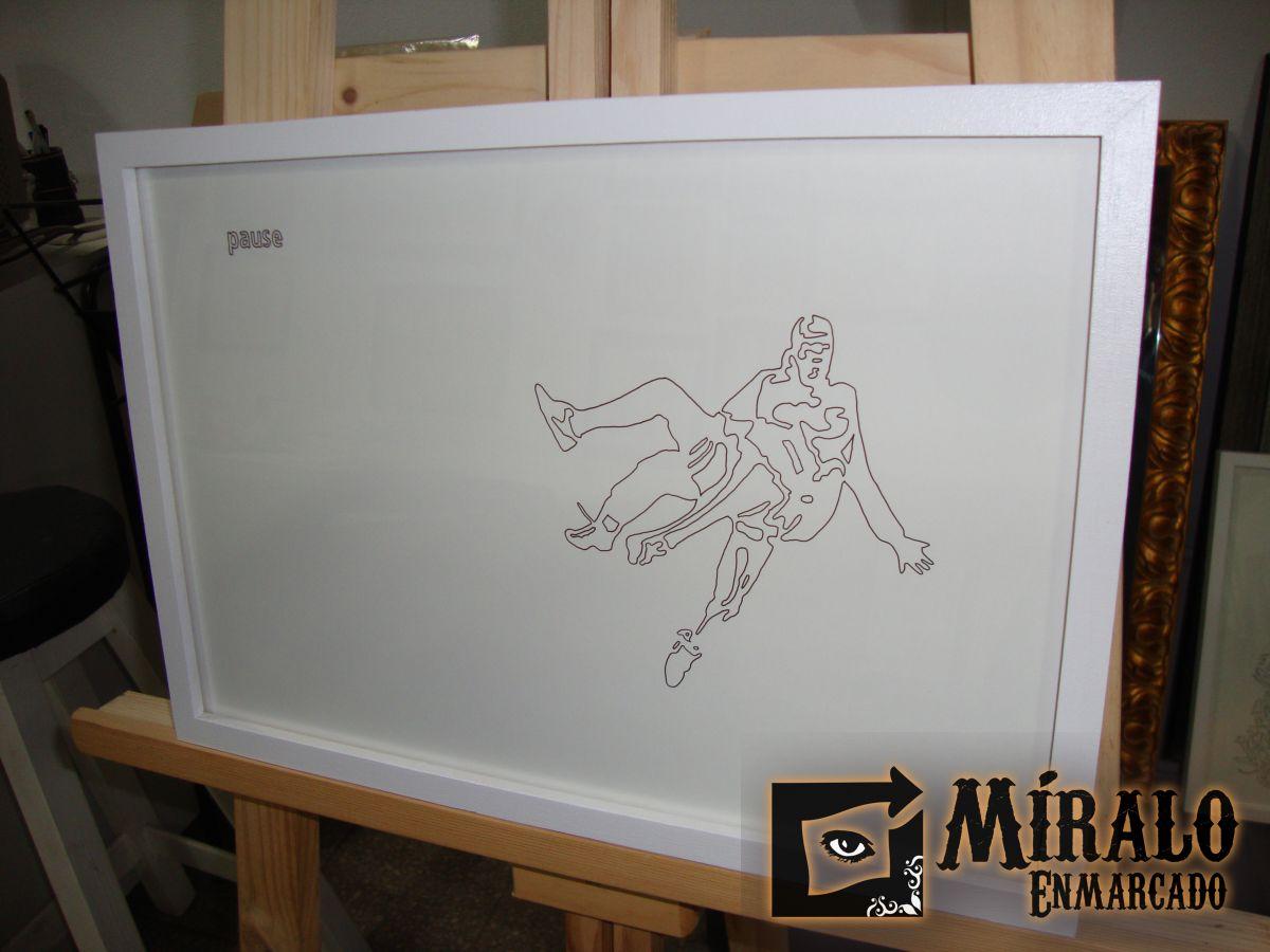 Enmarcado de obras para arteba 2012 parte 2 - Enmarcado de cuadros ...