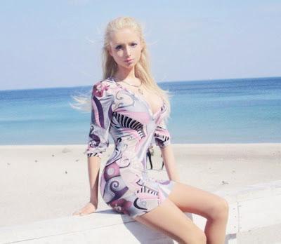 Living Barbie: Valeria Lukyanova_5