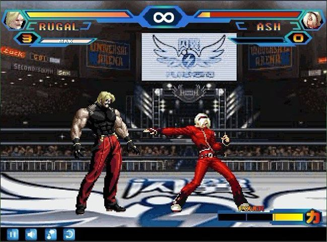 the king of fighters wing 1.8