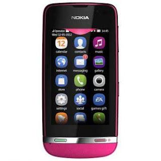 Ponsel Nokia Asha 311