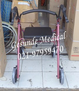 Alat Bantu Berjalan Rollator FS965LH