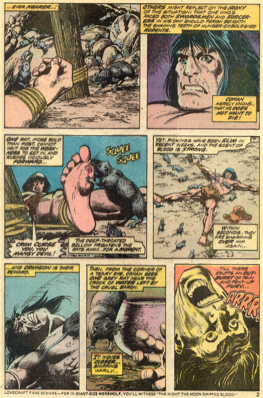 Conan the Barbarian (1970) Issue #49 #61 - English 3