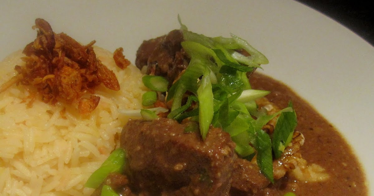 Bubbles n Squeaks: Lamb Fesenjan - Persian Lamb Stew with ...