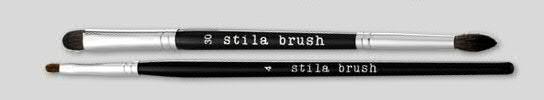 Stila Brush No.30 and No.4