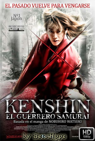 Rurouni Kenshin, El Guerrero Samurai [1080p] [Latino-Japones] [MEGA]