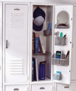 Locker decorations your locker represents your personality by getting creative and implementing some of the following ideas you can show your individual style and taste solutioingenieria Image collections