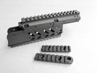 Damage USA AK Modular Forearm Assembly
