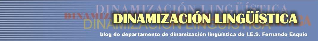 Equipa de Dinamización Lingüística do I.E.S. fernando esquío de Neda (A Coruña)