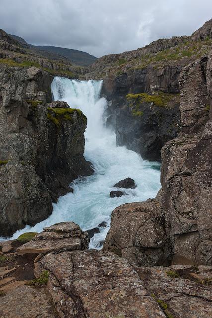 Wodospady na Islandii - Kartki z Podróży
