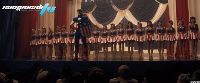 Captain America: The First Avenger 1080p HD Latino