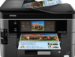 Epson WF-2011 Resetter Download