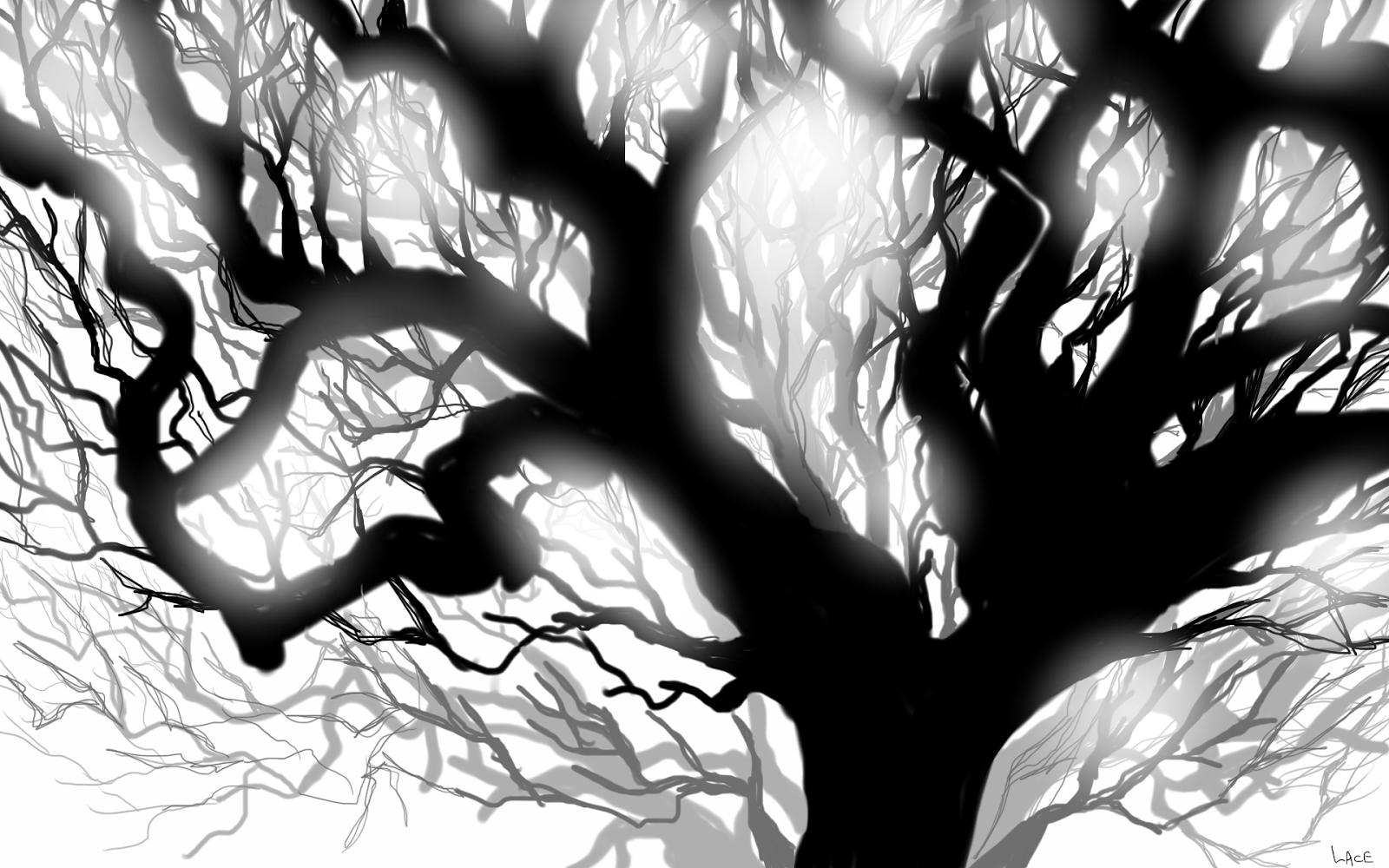 Draw something art f vrier 2013 - Dessin sombre ...