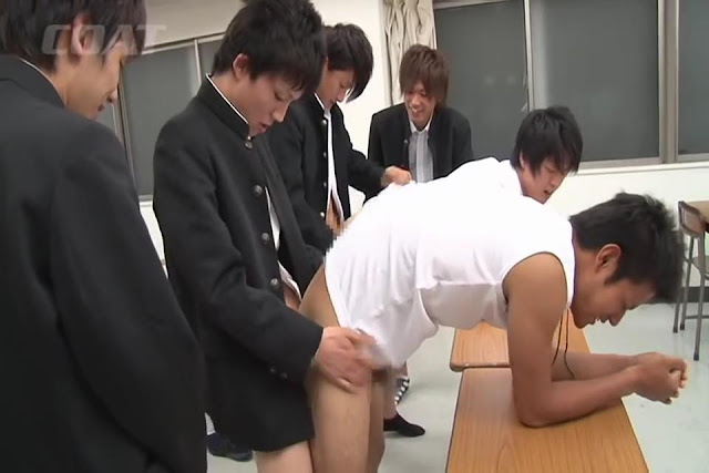 COAT, Japan gay, Movie, student, Teacher, Babylon, stage 60, Immoral School, Disc 2