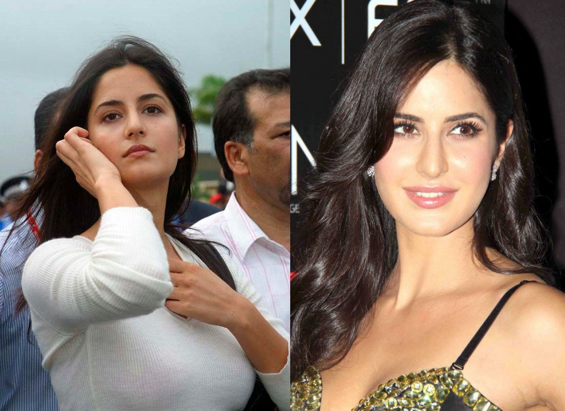 get by u bollywood celebs before and after makeup