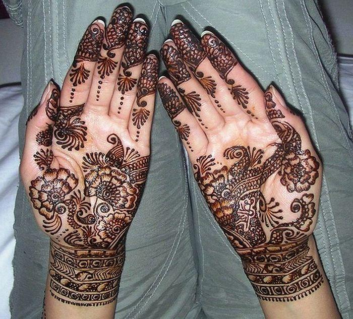 Mehndi Design Classic Makedes Com