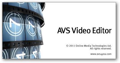 AVS Video Editor - Video Ses Silme , Ses Ekleme