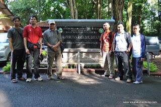Wisata Air Terjun Maribaya Bandung