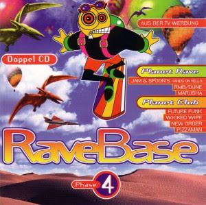 Various - RaveBase Phase 8