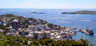 Papua Yeni Gine Baskenti