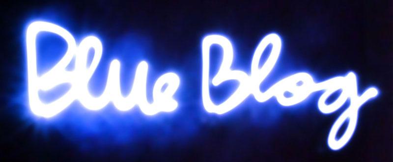 BlueBlog.