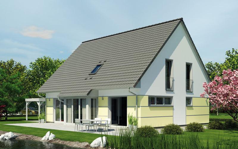 wir bauen unser h uschen mit heinz von heiden es wird ein xl einfamilienhaus mit rechteckerker. Black Bedroom Furniture Sets. Home Design Ideas