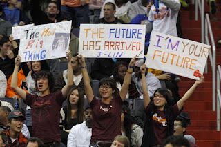 linsanity, signs, asian, nba