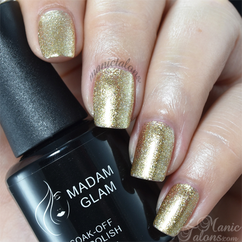 Madam Glam Its Not You Its Me Swatch