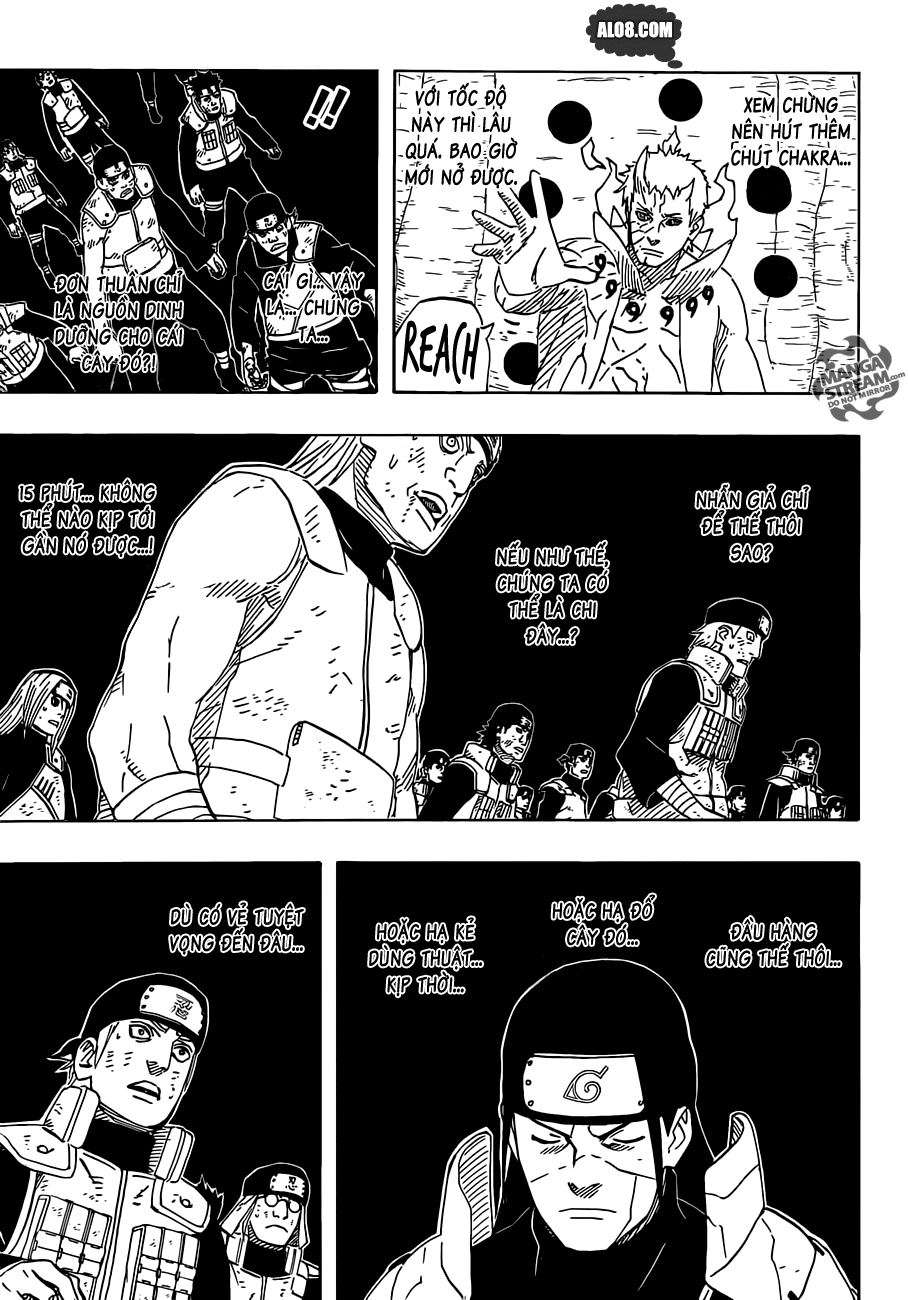 Naruto chap 647 Trang 11
