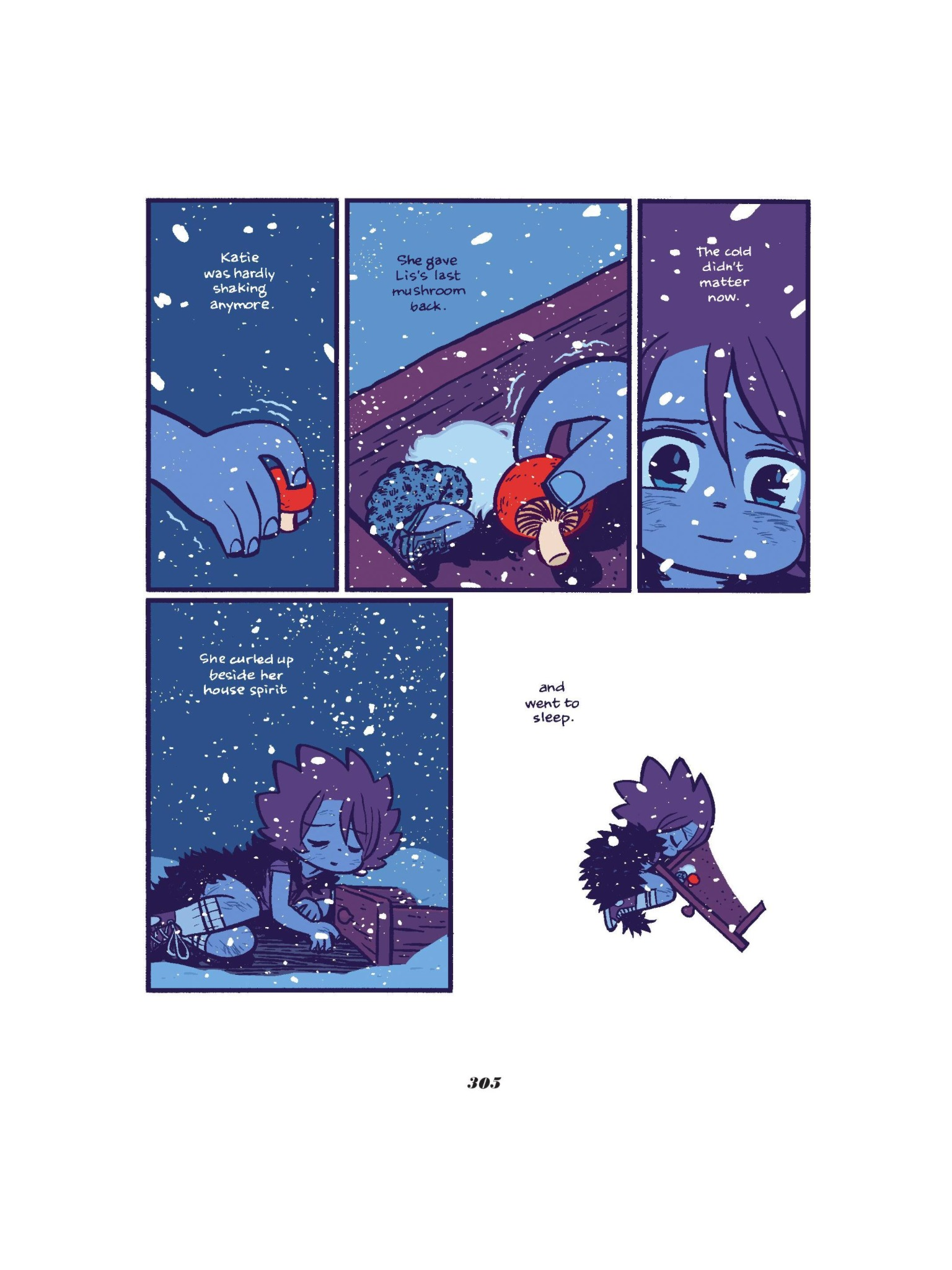 Read online Seconds comic -  Issue # Full - 305