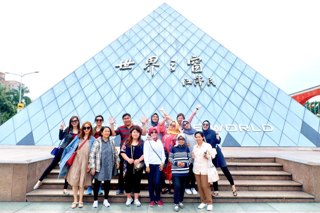 HONGKONG SHENZHEN ZUHAI 17-21 APRIL 2019