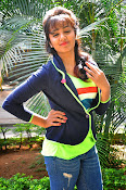 Tejaswi Latest photos SVSC Teju Glam Pics-thumbnail-5