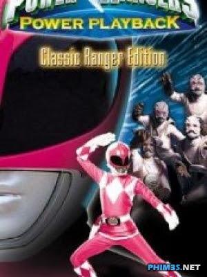 Siêu nhân Thời Gian-Power Rangers Time Force