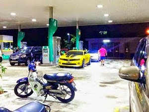 Thumbnail image for Eina Azman Beri Penjelasan Isu Kereta Chevrolet Camaro Parking Di Petronas