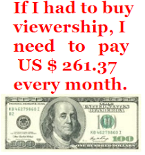 I DIDN'T BUY VIEWERSHIP