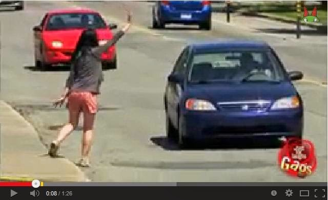 http://funkidos.com/videos-collection/funny-videos/car-chases-pedestrians-prank