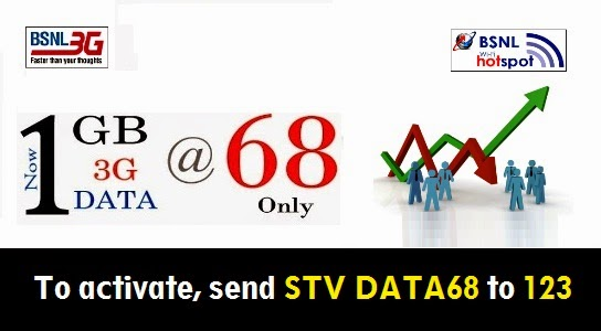 bsnl-data-stv-68-as-a-regular-offer-revises-prepaid-data-stvs-from-1-june-2015