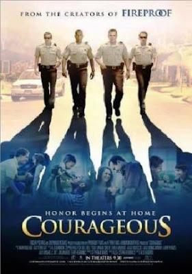 Courageous (2011).Película, Movie, Sinopsis, Crítica, Ficha Técnica, Poster,