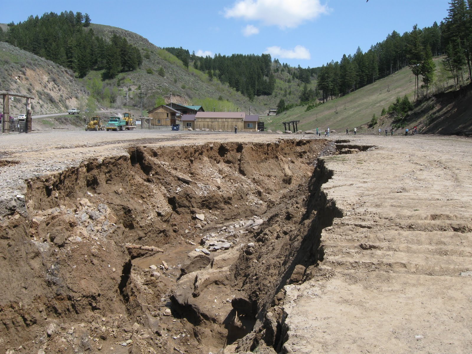 Glacial Erosion Features - seodiving.com