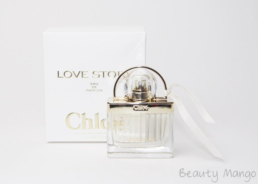 Review] Chloé Love Story Eau de Parfum - Beauty Mango